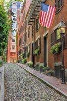 Beacon Hill em Boston foto