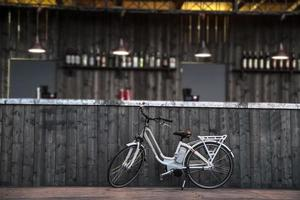 bicicleta elétrica foto