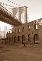 Ponte do Brooklyn foto