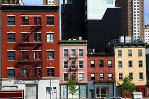 arquitetura da cidade de nova york foto