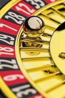 roleta casino jogos de azar foto