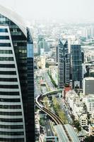 cidade de bangkok, tailândia foto
