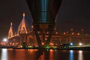 mega bridge de banguecoque foto