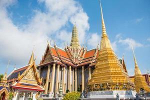 grande palácio - bangkok foto