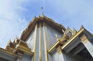 templo traimit, bangkok foto