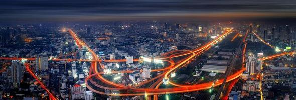 cidade de bangkok foto