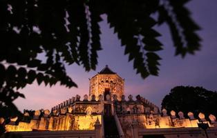 tailândia bangkok fort sumen