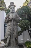 templo de wat pho bangkok tailândia