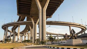 anel da indústria maneira expressa bangkok foto