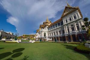 o grande palácio, bangkok, tailândia