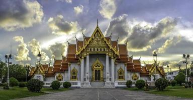 templo bangkok tailândia foto