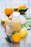 spa de limão foto