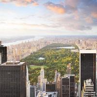 cidade de nova york - central park foto