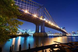 ponte de manhattan foto