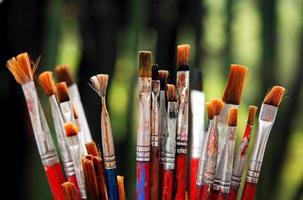 pintura foto
