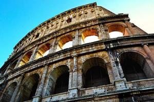 coliseu romano foto