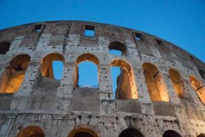 Coliseu, em Roma, Itália