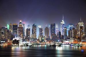 Times Square em Nova York foto