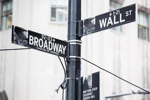 Wall Street foto