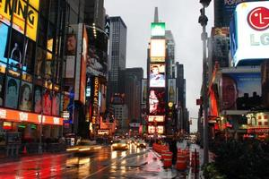 Times Square, Manhattan, Nova Iorque foto