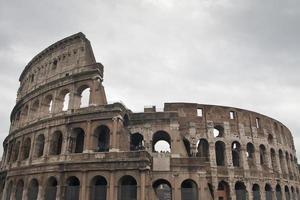 itália - roma, o coliseu foto