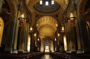 Basílica histórica da Catedral de São Pedro e São Paulo-Filadélfia foto