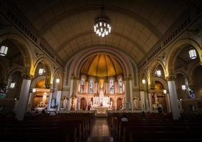 st. igreja de maria foto