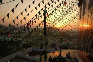 celebrações no hazrat abdullah shah ghazi (ra) foto