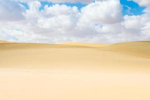 deserto no egito foto