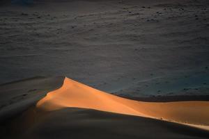 duna de areia foto