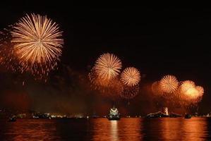 dia de Ano Novo foto