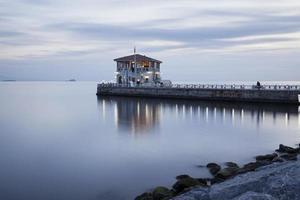 porto histórico de moda foto