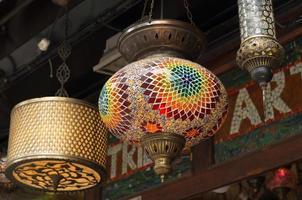 lanternas turcas foto