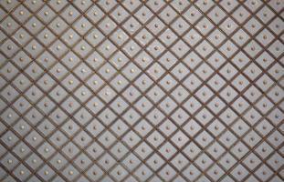 padrão no teto do palácio topkapi, Istambul foto