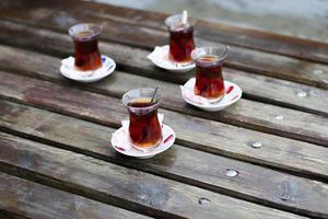 chá turco