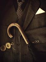terno de cavalheiro