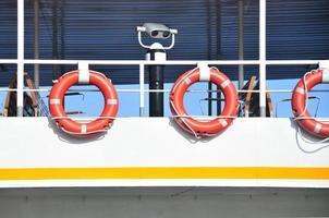 balsa, salva-vidas foto