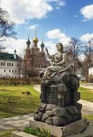 convento novodevichy, moscovo, rússia