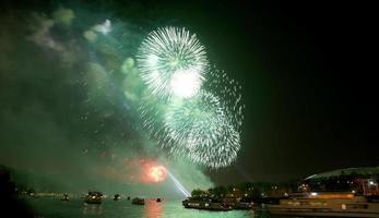 celebração do 70º aniversário do dia da vitória (segunda guerra mundial) moscou