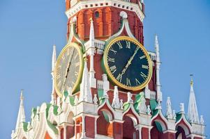 disque o kremlin de Moscou foto