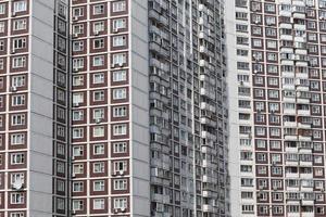 bloco de apartamentos foto