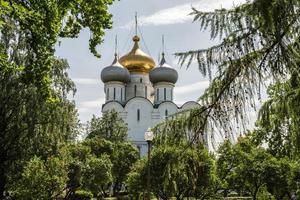 mosteiro novodevichy