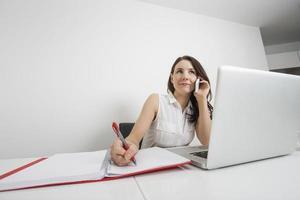 negócio feminino foto