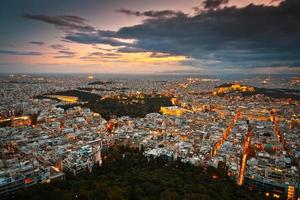 Atenas, Grécia. foto