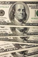fundo de dinheiro
