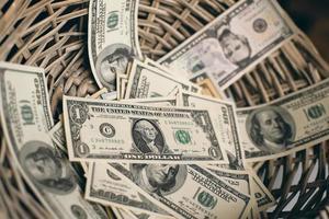 dinheiro e finanças foto