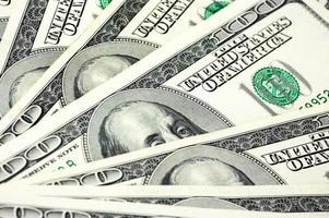close-up pilha de dinheiro