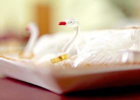 anel de noivado foto