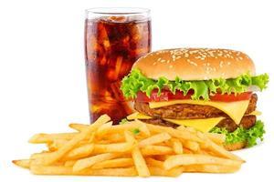 cardápio do cheesesburger