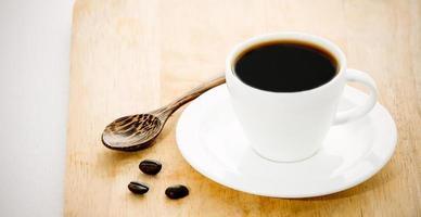 grãos de café foto